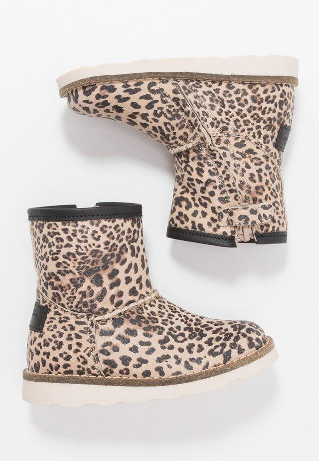 Vinterstøvler - beige
