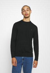 Calvin Klein Tailored - Jumper - black - 0