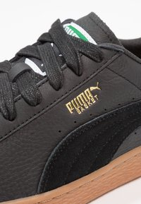 Puma - BASKET CLASSIC DELUXE - Trainers - black - 5