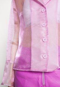 HOSBJERG - JASMINE - Skjortebluser - light pink - 6