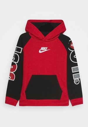 FLY HOODIE - Bluza z kapturem - university red