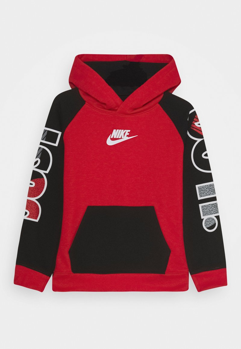 Nike Sportswear - FLY HOODIE - Hoodie - university red