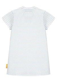 Steiff Collection - MIT COOLEM DRUCK - Jersey dress - brunnera blue - 1