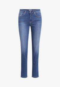 Five Fellas - MAGGY - Straight leg jeans - blau - 4