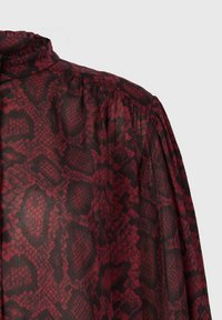 AllSaints - LEONIE STANZA SHIRT - Button-down blouse - red - 4