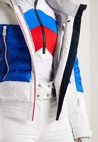 Toni Sailer - MURIEL - Skijacke - white/red/blue - 6