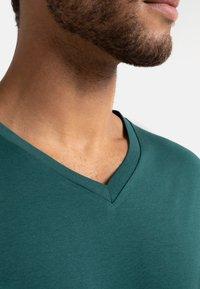 Schiesser - Pyjama set - grün - 2
