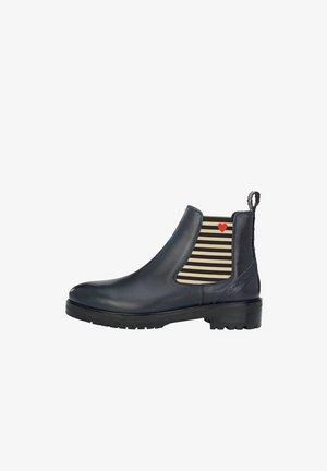 ANNI - Ankle boots - blau