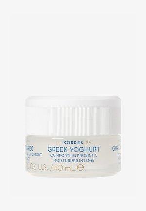 GREEK YOGHURT COMFORTING PROBIOTIC MOISTURIZER INTENSE - Face cream - -