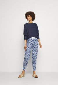 Marks & Spencer London - Pyjama top - navy - 1