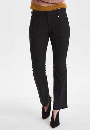 DRVIGGA - Pantalon classique - black