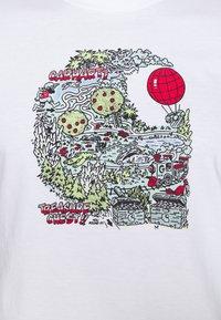 Carhartt WIP - TREASURE - Print T-shirt - white - 5