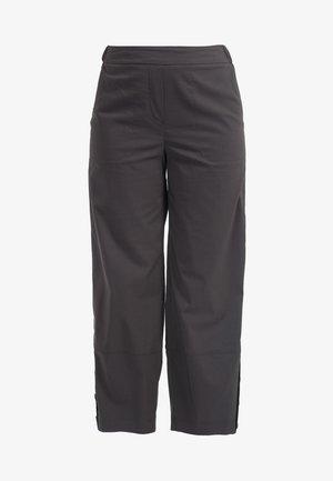GUMMIBUND - Trousers - dunkel khaki