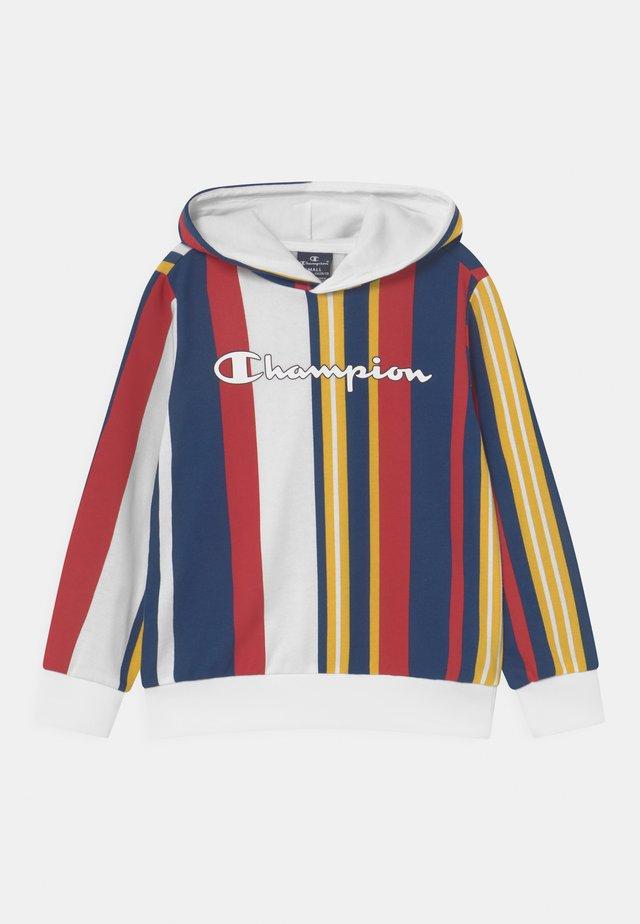 AMERICAN CLASSICS HOODED UNISEX - Sweater - white