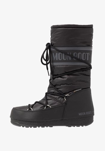 HIGH WP - Winter boots - black