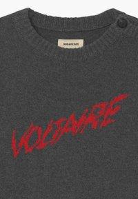 Zadig & Voltaire - Jumper dress - anthracite - 2