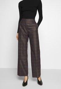 Lovechild - LEA - Trousers - fudge - 0