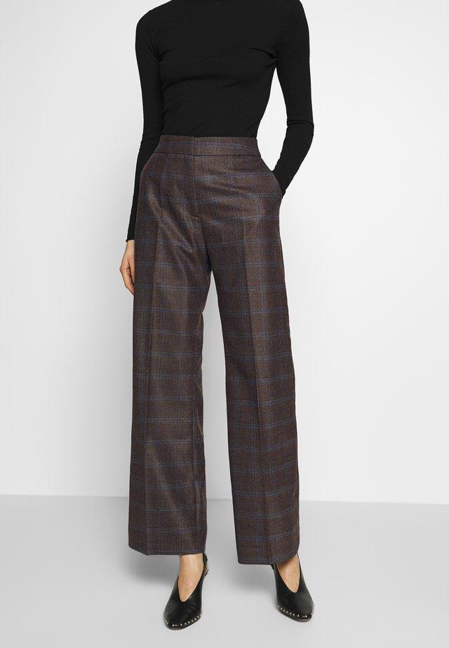 LEA - Pantaloni - fudge