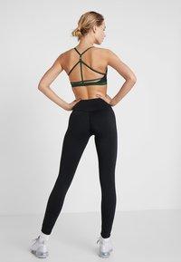 Nike Performance - REBEL ONE - Punčochy - black/white - 2