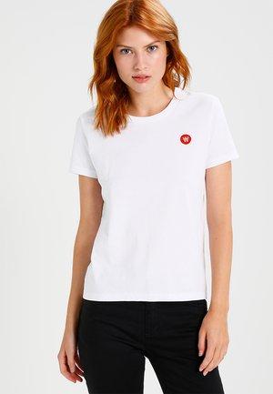 UMA - Print T-shirt - bright white