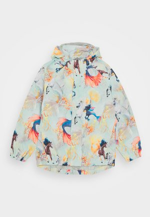 WAITON UNISEX - Waterproof jacket - light blue