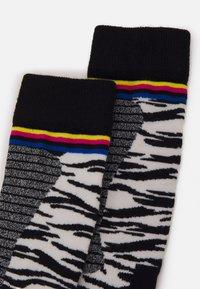 Barts - SKISOCK TECH UNISEX - Knee high socks - white - 1