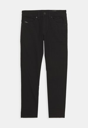 THOMMER-J PANTALONI - Jeans Skinny Fit - denim nero