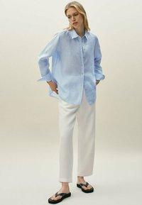 Massimo Dutti - Skjorta - light blue - 1