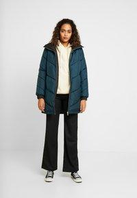ONLY - ONLSEANNE REVERSIBLE COAT - Classic coat - stargazer - 0