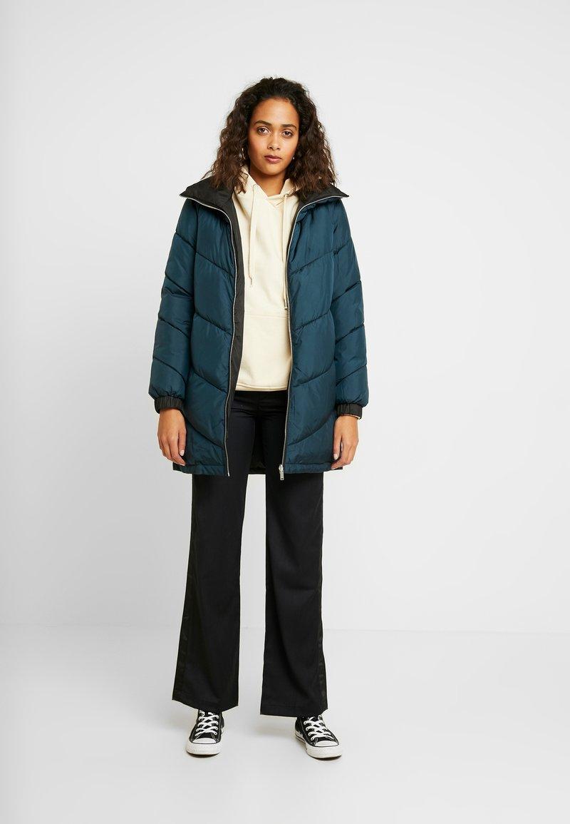 ONLY - ONLSEANNE REVERSIBLE COAT - Classic coat - stargazer