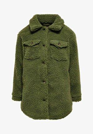 TEDDY - Winter coat - kalamata