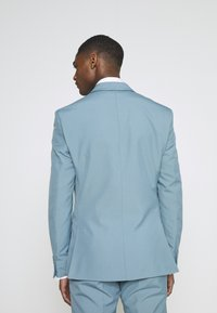 Isaac Dewhirst - PLAIN SUIT SET - Completo - turquoise - 3