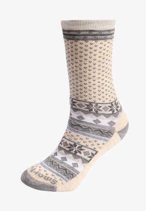 Sports socks - natural