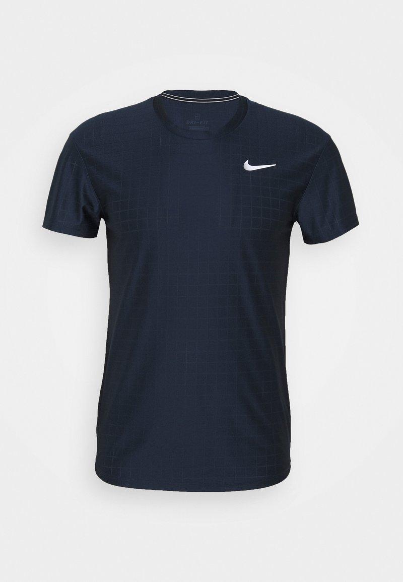 Nike Performance - T-shirt basique - obsidian/white