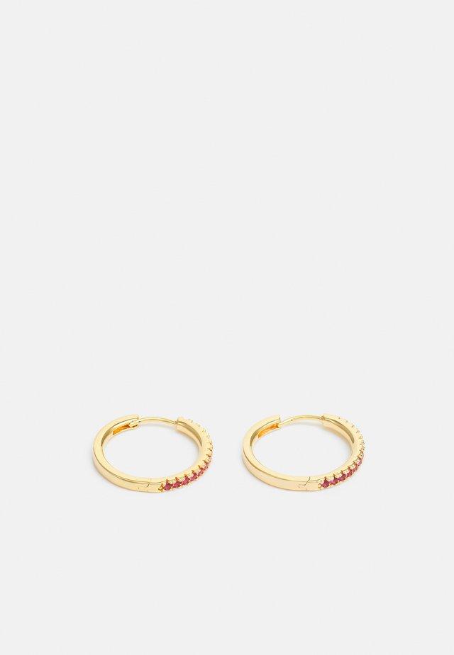 ELLERA GRANDE EARRINGS - Earrings - gold-coloured