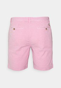 Polo Ralph Lauren - SEERSUCKER - Shorts - pink/white - 1