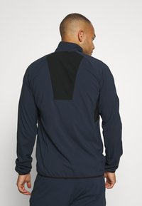 Peak Performance - ECLECTIC JACKET - Soft shell jacket - blue shadow - 2