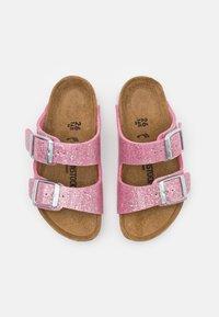 Birkenstock - ARIZONA BF - Pantofle - cosmic sparkle candy pink - 3