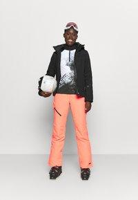 Icepeak - CURLEW - Pantalon de ski - coral/red - 1