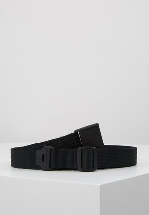 HAYES BUCKLE BELT - Riem - black