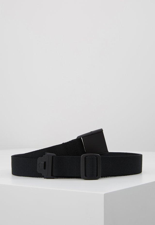 HAYES BUCKLE BELT - Belt - black
