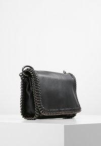 Gina Tricot - MALVA - Across body bag - black - 3