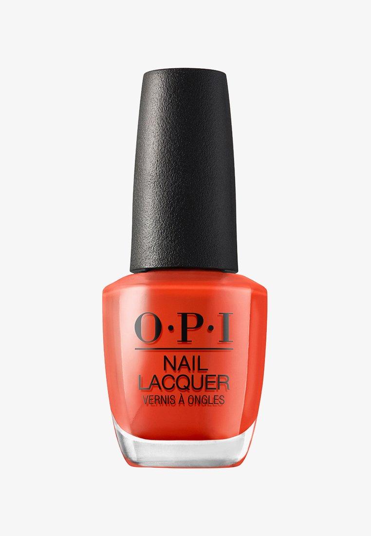 OPI - SPRING SUMMER 2018 LISBON COLLECTION 15ML - Nail polish - nll 22 a red-vival city