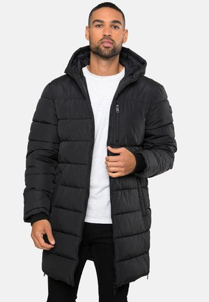 SAXON LONGLINE PADDED - Winter coat - schwarz