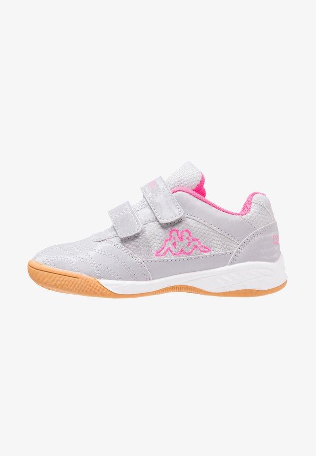 KICKOFF  - Scarpe da fitness - silver/pink
