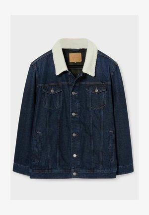 Veste en jean - denim/dark blue