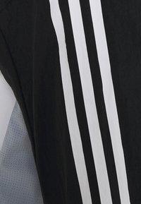 adidas Performance - TRACK - Træningsjakker - black/white - 2