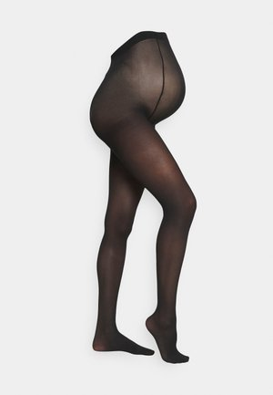 TIGHTS MOM  - Collants - black
