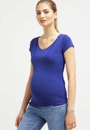 LISE - T-shirt print - blau