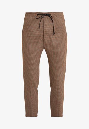 JEGER - Trousers - beige/rost
